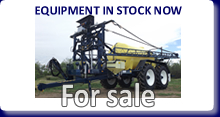 Used Equipment in Stock